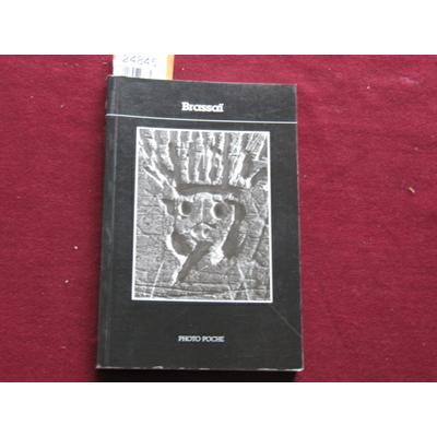 Brassai : Photopoche, numéro 28 : Brassai...