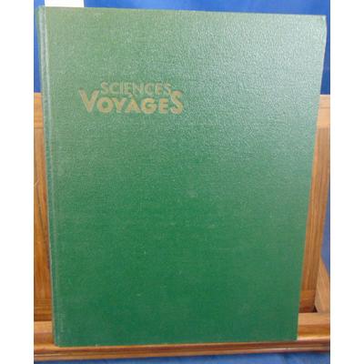 : Sciences et voyages  1957 du N° 133 au N° 144...
