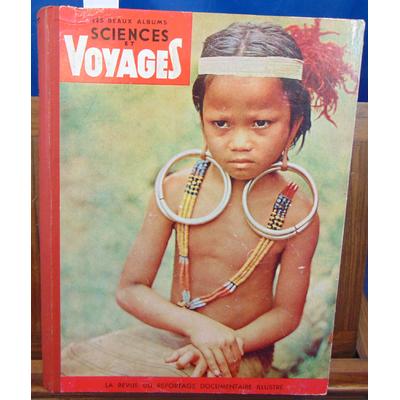 : Sciences et voyages  1955 du N° 109 au N° 1120...