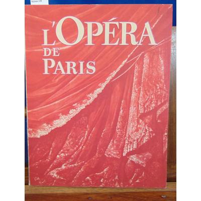 : L'opéra de Paris Numéro VIII...