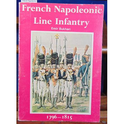 Bukhari  : French Napoleonic Line Infantery...
