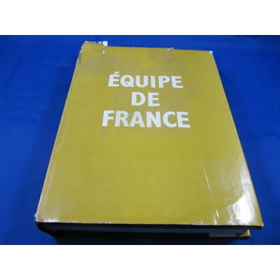 Gauthey gilles : Equipe de France...
