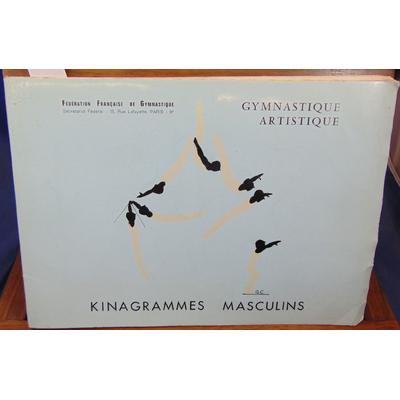 Fédération  : gymnastique artisitque Kinagrammes masculins...
