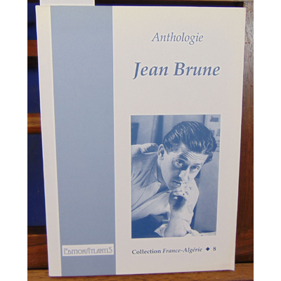 : anthologie Jean Brune...