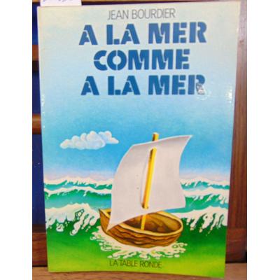 Bourdier  : A la mer...