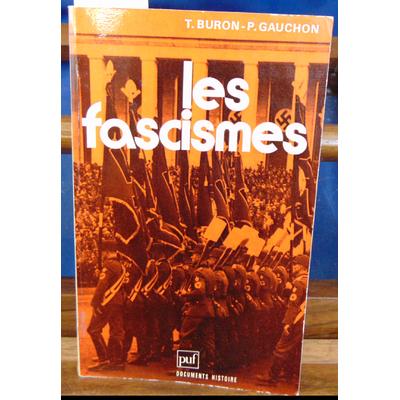 Buron  : Les fascismes...