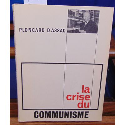 Assac  : La crise du communisme...