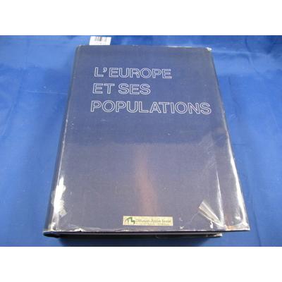 Miroglio : L'Europe Et Ses Populations ...
