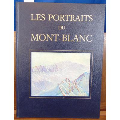 Coppier  : Les portraits du Mont-Blanc. SAVOIE : L' OEUVRE PEINT Tome II...