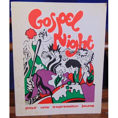 Authelain  : Gospel night Pour une expression jeune...