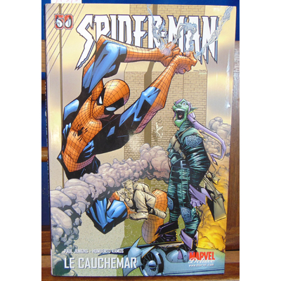 Jenkins Paul : Spider man, le cauchemar...