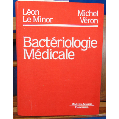 Minor  : Bactériologie Médicale...