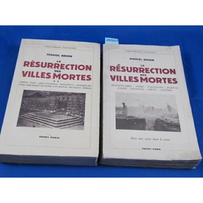 Brion : la resurrection des villes mortes...