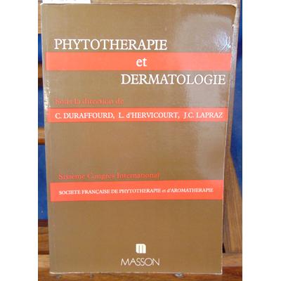 Duraffourd sous la : Phytotherapie et phytotherapie...