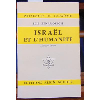 Benamozegh Elie : Israel et l'humanité...