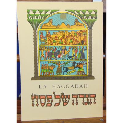 Guns Commentée par : La Haggadah de Pessach à l'usage du rite de Séfardi...