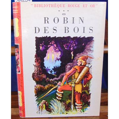 : Robin des Bois.  illustrations de Calvo...