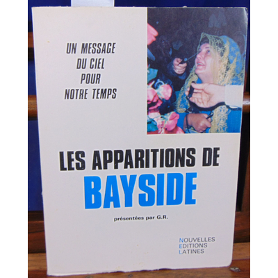 Anonyme  : Les apparitions de Bayside...