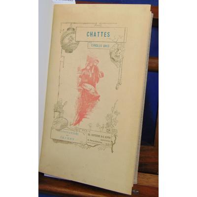 Brio Carolus : Chattes et renards. Japhet illustrateur...