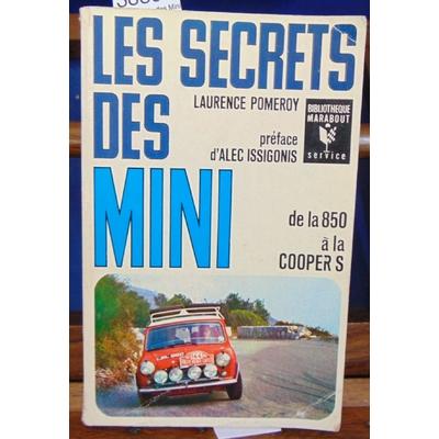 Pomeroy  : Les secrets des Mini de la 850 à la Cooper S...