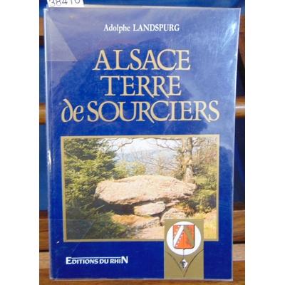 Landspurg  : Alsace terre de sourciers...
