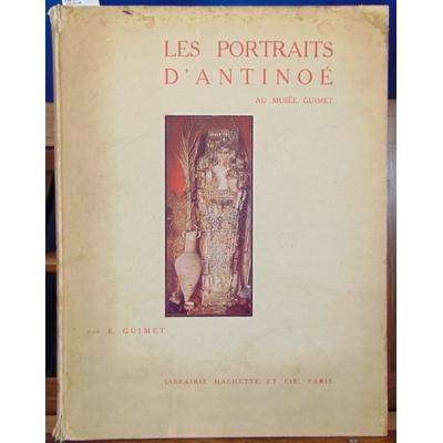 Guimet  : Les portraits d'Antinoé...