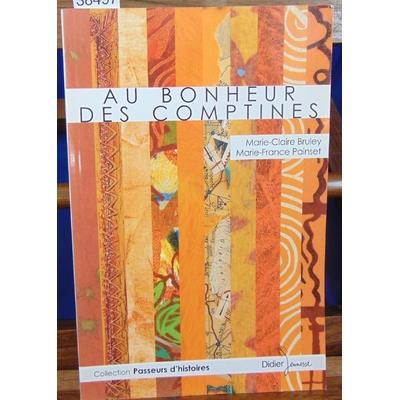 Bruley Marie-Claire : Au bonheur des comptines...
