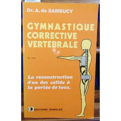 Sambucy  : gymnastique corrective vertébrale...
