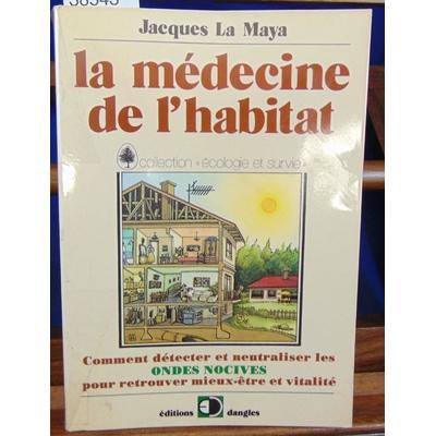 Maya  : La médecine de l'habitat - Comment Détecter et Neutraliser Les Ondes Nocives Pour Retrouver Mieux-être
