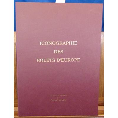 Lannoy  : Iconographie des Bolets d'Europe...