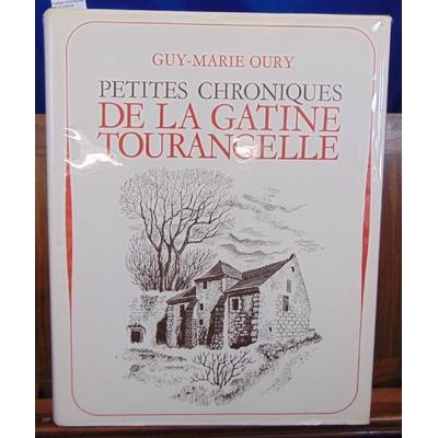 Oury  : Petites chroniques de la Gatine tourangelle...