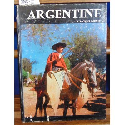 Cornet  : Argentine. 25 000 km en 2 cv...