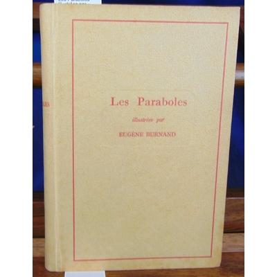 Burnand  : Les Paraboles illustrées par Eugène Burnand...