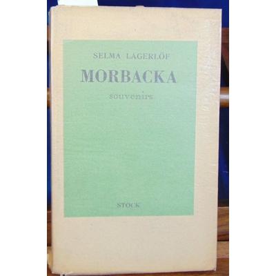 Lagerlof Selma : Morbacka...