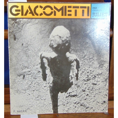 Juliet Charles : Giacometti...