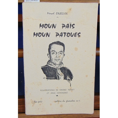 Enjelvin  : Moun Pais Moun Patoues...