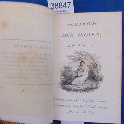 : Almanach des dames pour 1812...