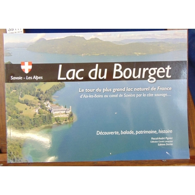 Pignier  : Le tour du Lac du Bourget...