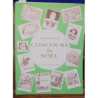 Morette  : Concours de Noel...