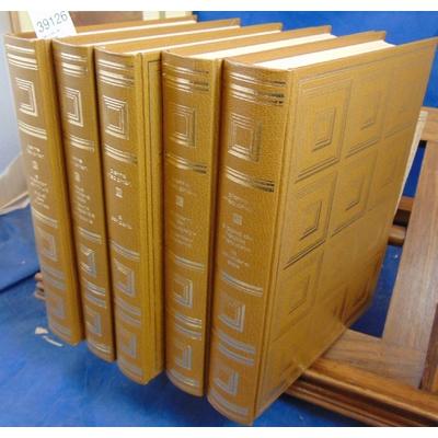 Orlan Mac : Oeuvres de MacOrlan ( 5 volumes illustrés ) Editions Rombaldi...