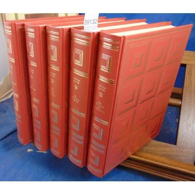 Aymé  : Oeuvres ( 5 volumes illustrés ) Editions Rombaldi...
