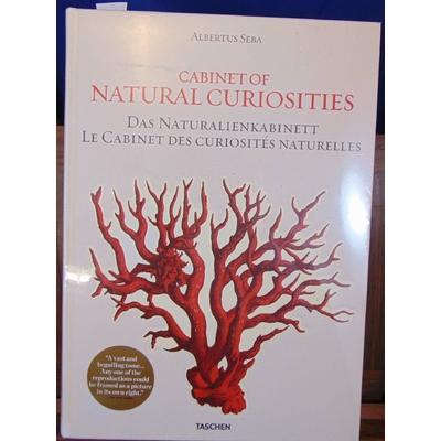 Seba Albertus : Le cabinet des curiosités naturelles...