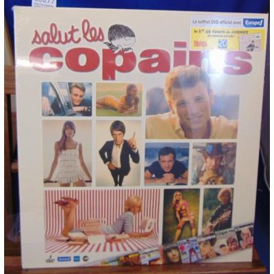 : Salut les copains-Coffret 3 DVD [Édition Collector Limitée]...