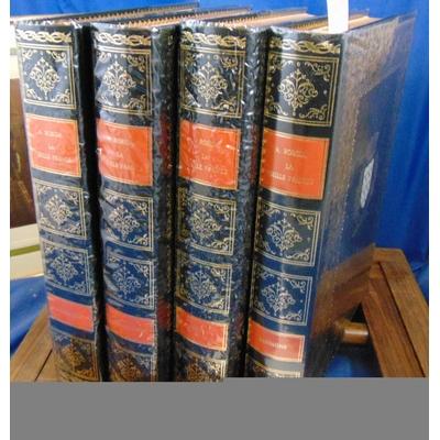 Robida  : La vieille France. complet des 4 volumes...