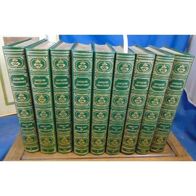 Chastenet  : Cent ans de république (complet des 9 volumes) : Tome I: 1870-1879. Tome II: 1879-1893. Tome III: