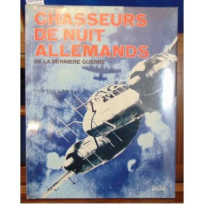 Kit  : Chasseurs de nuit Allemands de la dernière guerre...