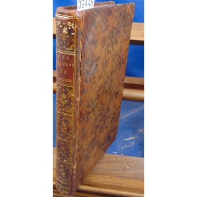Cicéron  : Les devoirs de l'homme ; ouvrage traduit, de M. T. Cicéron, avec des notes, et la vie de l'auteur ;