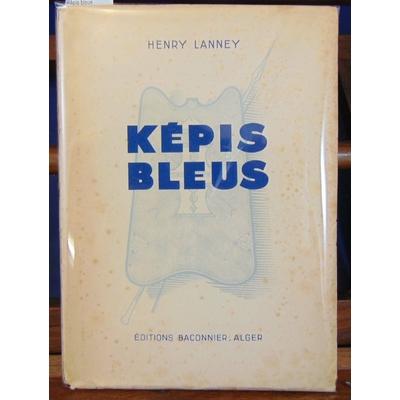 Lanney  : Képis bleus...