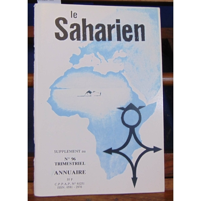 : Le Saharien. annuaire 1986...