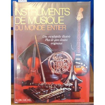 Buchner  : Les instruments de musique du monde entier...